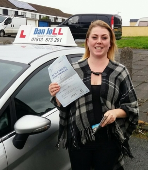 Amazing tutor, has time patience & is very understanding when I had to cancel lessons very last minute! Completely made me feel at ease throughout my driving lessons. The proof is in the pudding, I passed first time!! Will recommend to any other driving wannabes! AMAZING!!